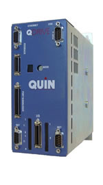 Compact Intelligent servo drive QDrive mini for low power applications