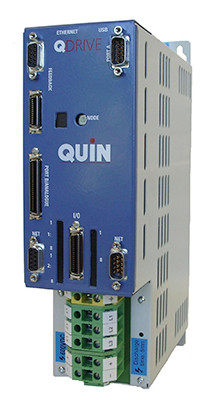 Intelligent digital servo drive, QDrive4